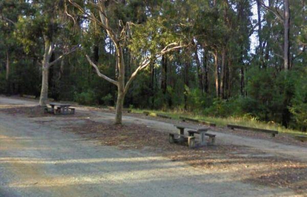 Club Terrace Rest Area