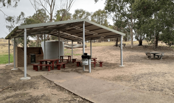 Coach Road Rest Area