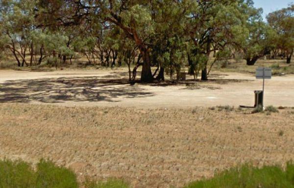Culgoa South Rest Area