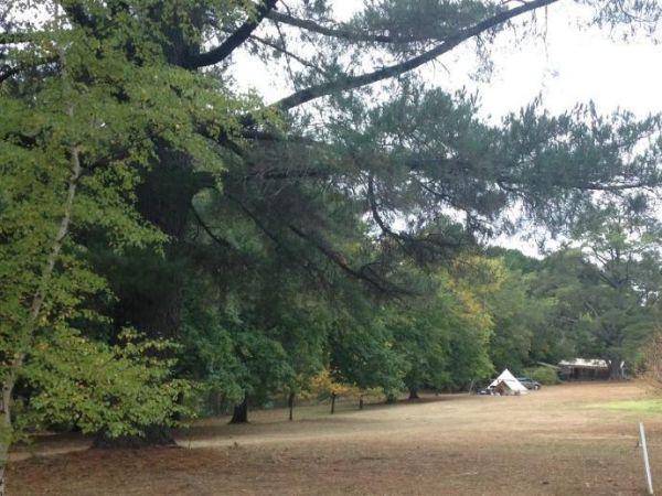 Daylesford Victoria Caravan Park