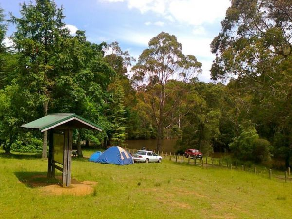 Firth Park Camping Area
