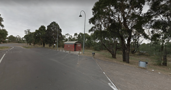 Gisborne North Bound Rest Area
