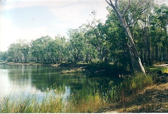 Granthams Bend Camping Area