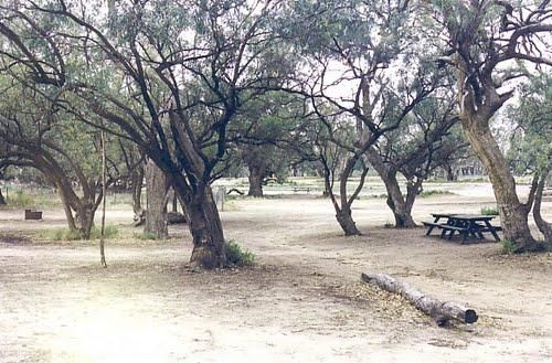 Hattah-Kulkyne National Park Camping Area