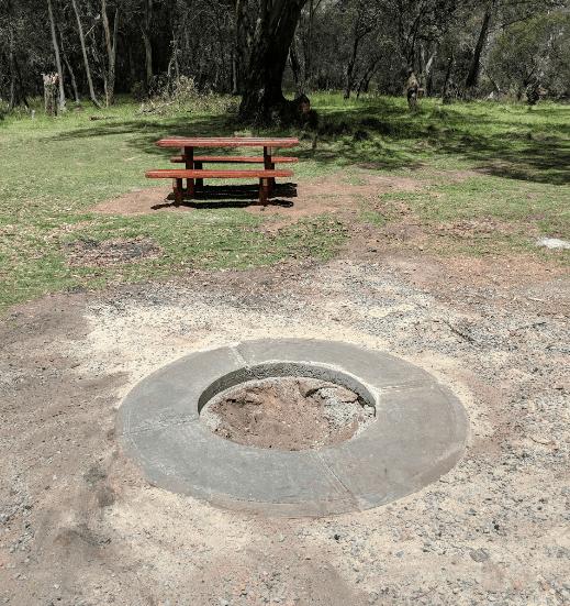 Horseyard Flat Camping Area