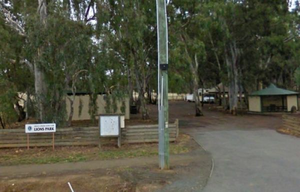 Huntly Lions Park Rest Area