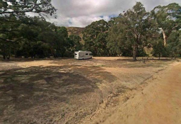 Hunts Bridge Camping Area