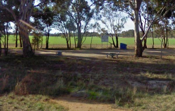 Indigo Creek Rest Area