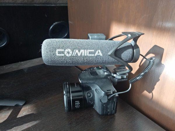 Comica CVM-V30 Lite Shotgun Microphone