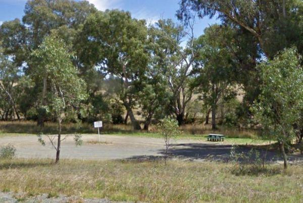 Jessie Kennedy Reserve Rest Area