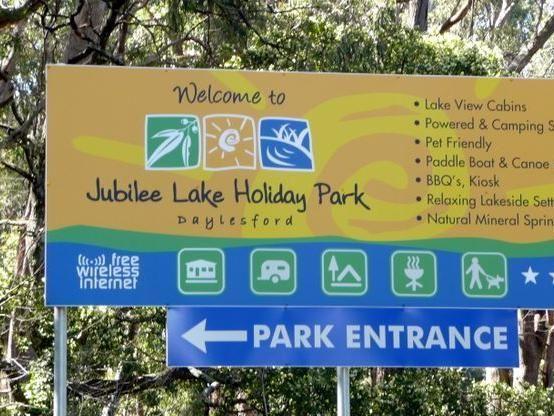 Jubilee Lake Caravan Park