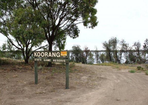 Koorangie Game Reserve