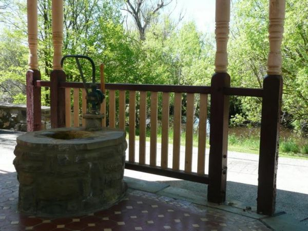 Kyneton Mineral Springs Rest Area