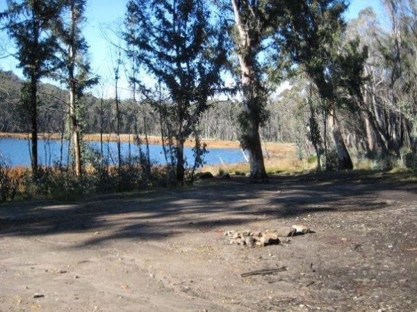 Lake Cobbler Camping Area