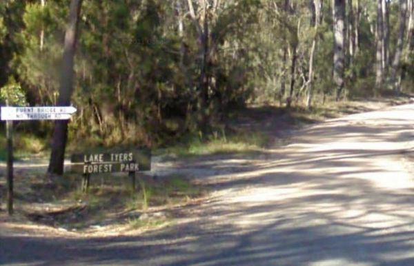 Lake Tyers Forest Park - Toorloo Arm Rest Area