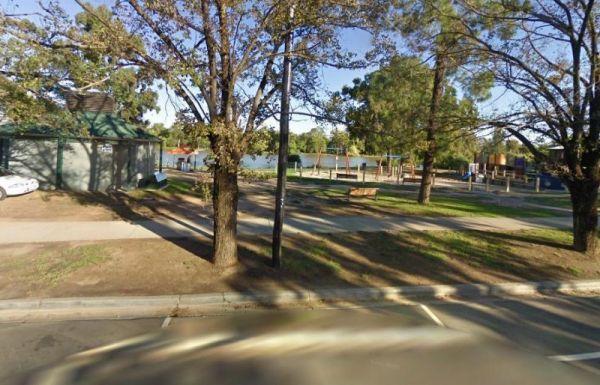 Lake Weeroona Park Rest Area