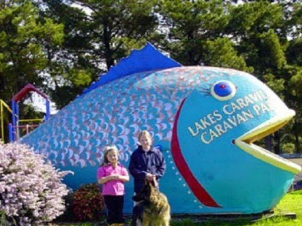 Lakes Caravilla Caravan Park