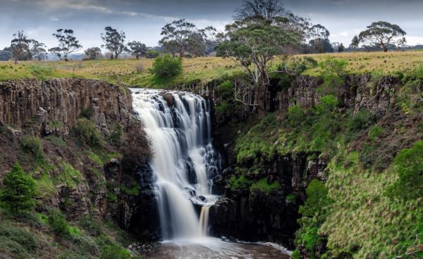 Lal Lal Falls Rest Area