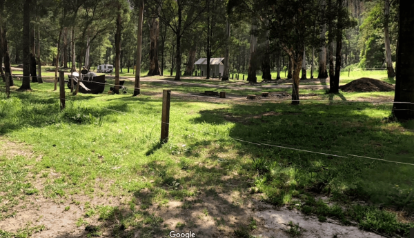 The Poplars Camping Ground