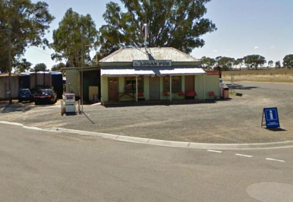 Logan Pub Rest Area