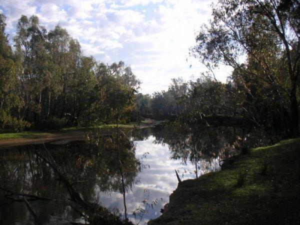 Lumbys Bend Camping Area
