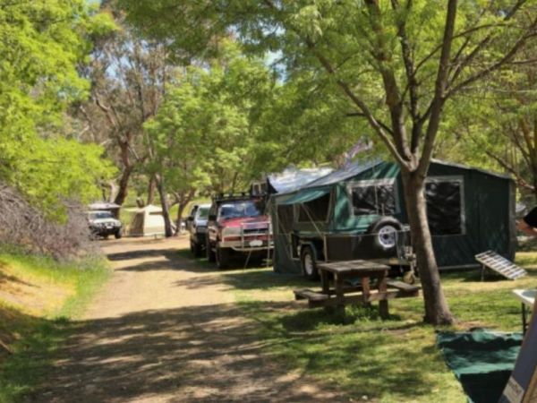 Maldon Caravan & Camping Park