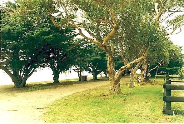 Marlay Point Free Camping