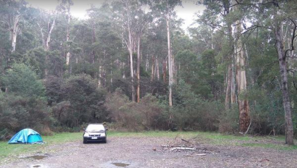 Married Mens Camping Area