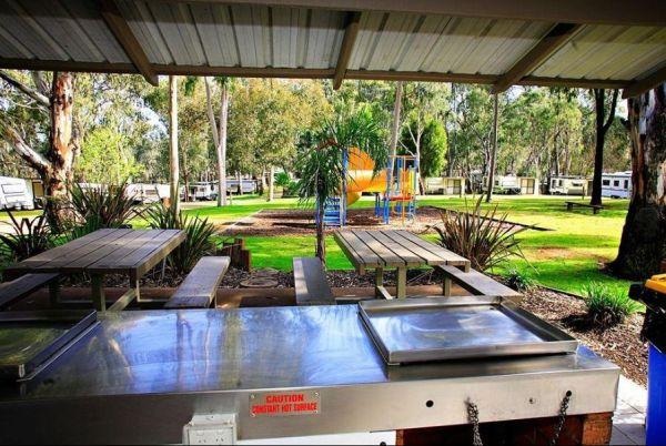 Moama West Holiday Park