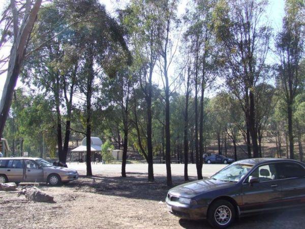Mokoan Rest Area (South Bound)