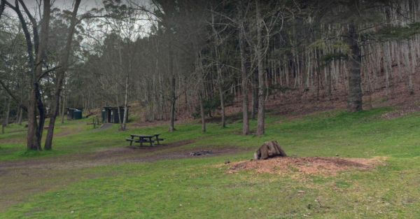 Mount Franklin Reserve Camping Area