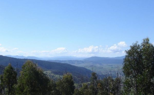 Mt Kosciuszko Lookout Rest Area
