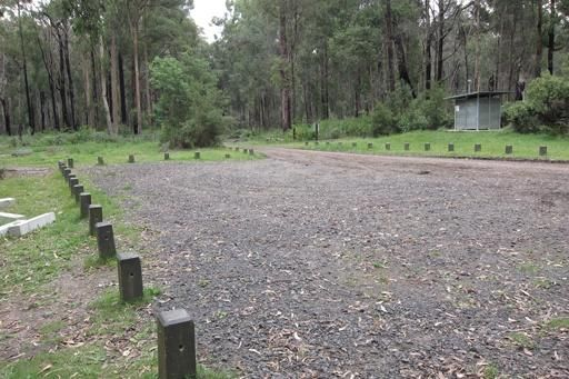 Nash Creek Camping Ground