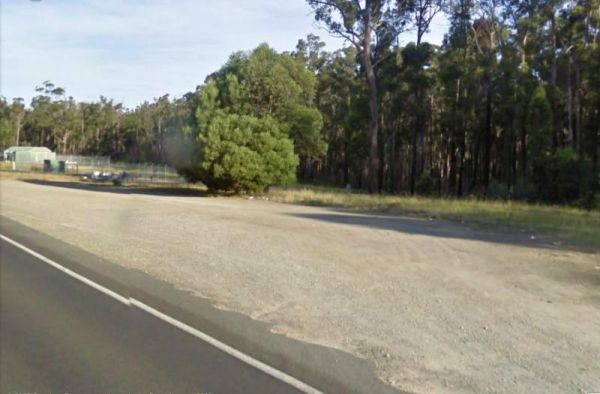 Newmerella Truck Rest Area