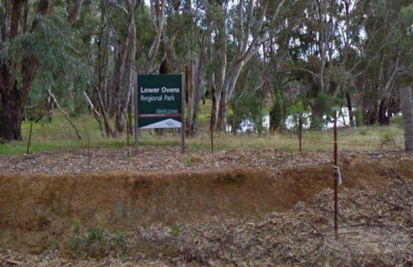 Parolas Bend Camping Area