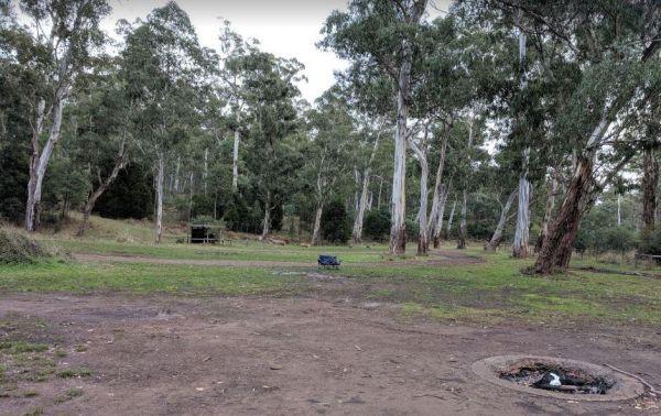 Blackbird Hut (Kelly's Hut) Campground