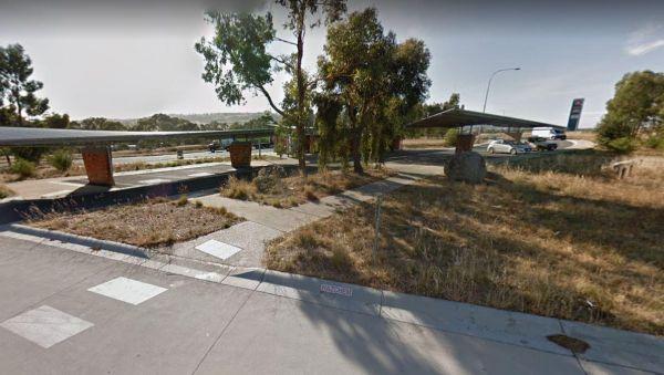 Ravenswood Rest Area - Northbound Truck Stop