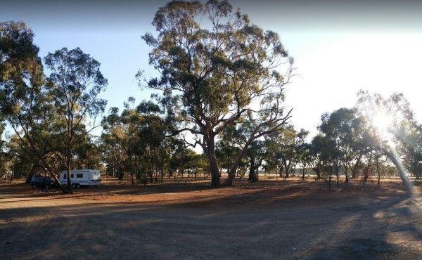 Elmore Highway Park Rest Area