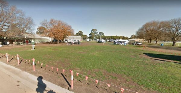 Sale Showgrounds Motor Home Facility