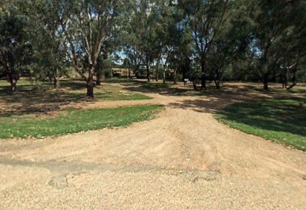 Stan Allen Reserve Rest Area