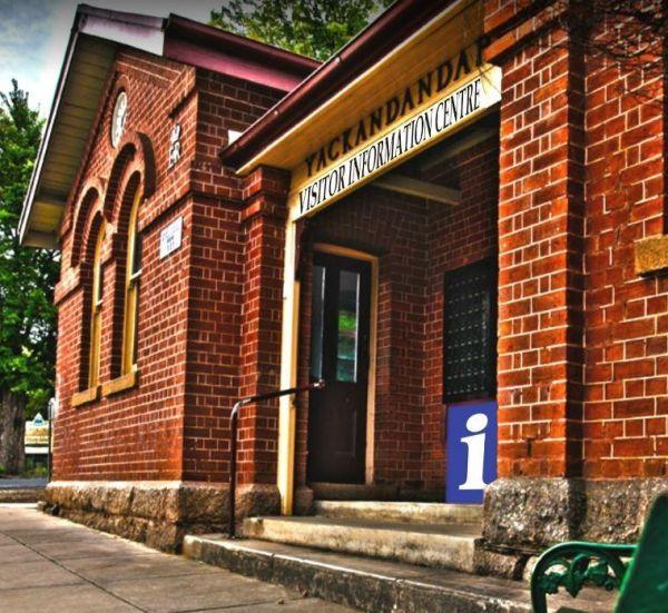 Yackandandah Visitor Information Centre