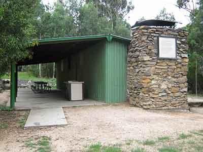 Blue Range Hut Recreation area