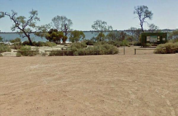 Barmera Apex Park Rest Area