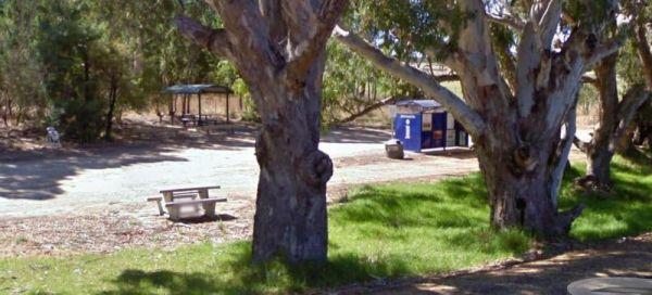 Bool Lagoon Turnoff Rest Area