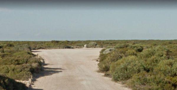 Nullarbor Truck Stop Rest Area