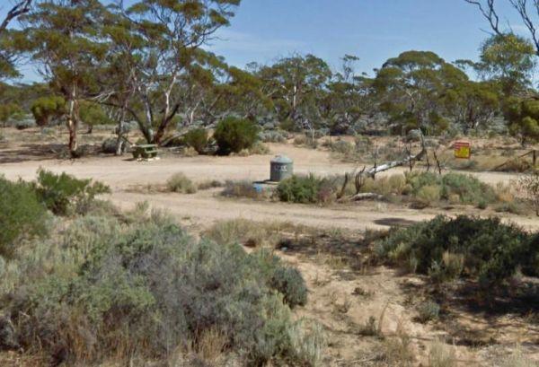Ambrosia Rest Area