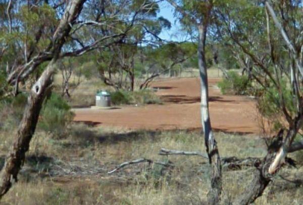 Darkes Memorial Rest Area