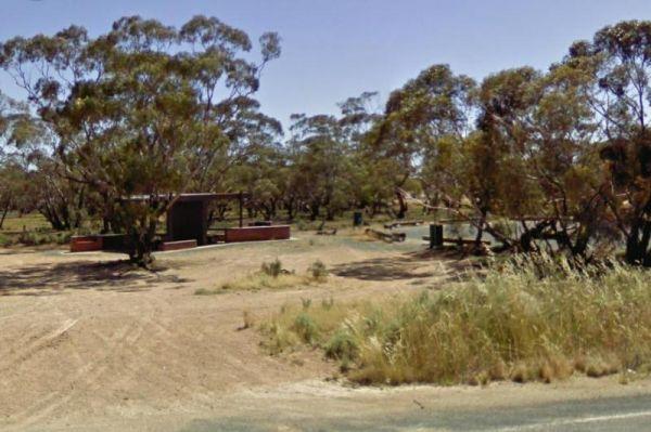 Abbotts Tank Rest Area