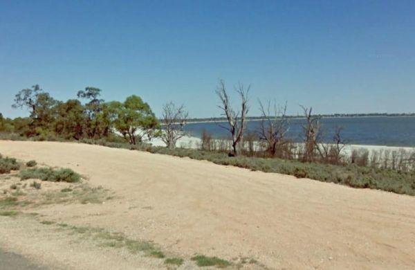 Lake Bonney Rest Area