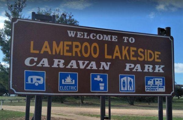 Lameroo Lakeside Caravan Park